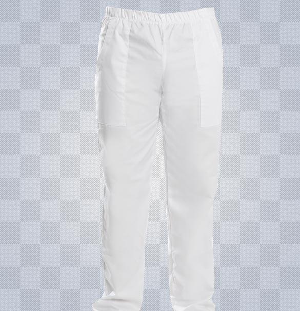 Παντελόνι Αντρικό Λευκό