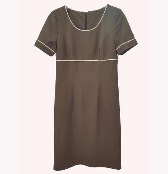 Φόρεμα receptionist-0